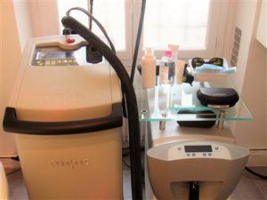 laser épilation alexandrite yag cynosure arthestique
