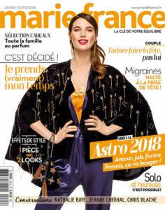 Marie France No. 265 - Janvier/Février 2018