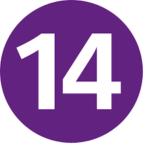 LIGNE 14